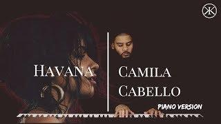 Havana - Camila Cabello - Amazing Piano Cover (Gmin)
