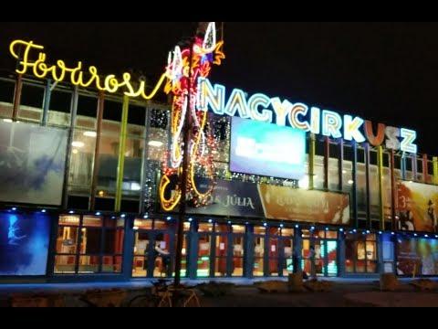 (9/24/2017) BUDAPEST : Magic @ the Grand Circus w/ Corodini