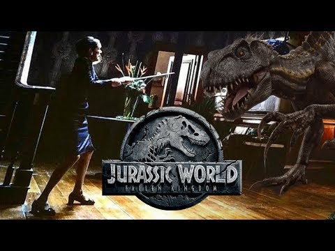 Why The Iris Death Scene Was Cut From Jurassic World: Fallen Kingdom