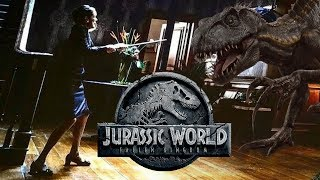 Why The Iris Death Scene Was Cut From Jurassic World: Fallen Kingdom