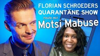 """Die Corona-Quarantäne-Show vom 19.06.2020 mit Florian Schroeder und """"Let's dance!""""-Jurorin Motsi Mabuse"""