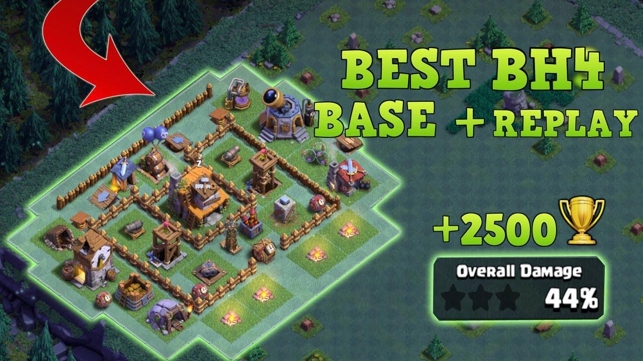 Builder Base Th 4 Best Defence 3