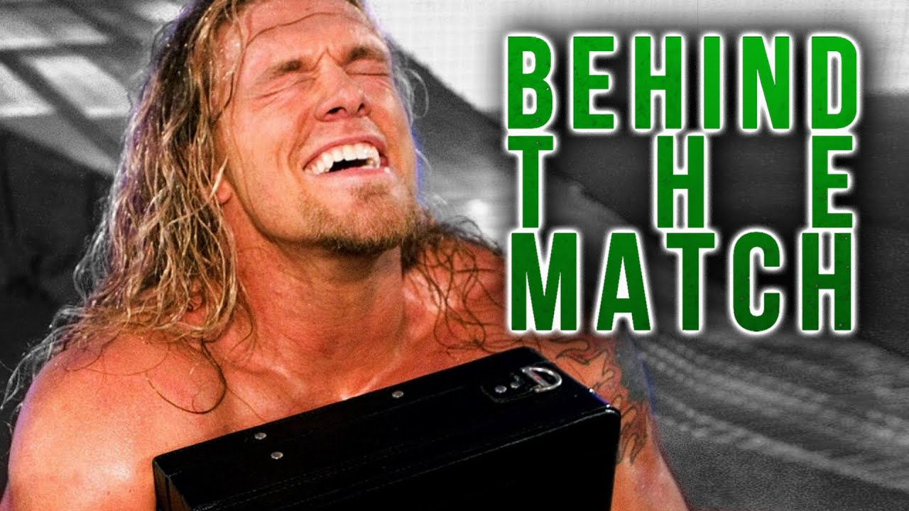 Behind The Match: The First Ever WWE Money in the Bank Ladder Match