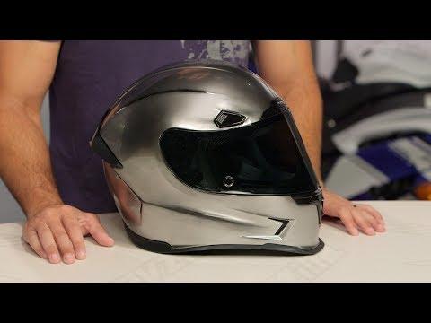 ICON Airframe Pro QuickSilver Helmet Review at RevZilla.com