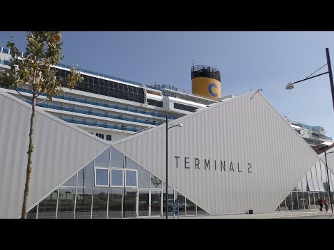 Oceankaj, Copenhagen Cruise Port
