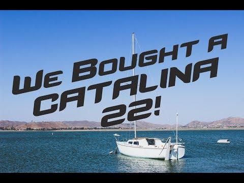 Boom incident, Tiki Shack, barnacle removal, Catalina 22