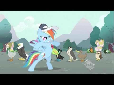Rainbow Dash - Fight Song - PMV