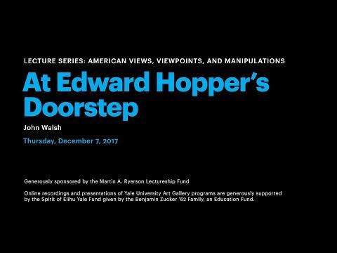 At Edward Hopper's Doorstep