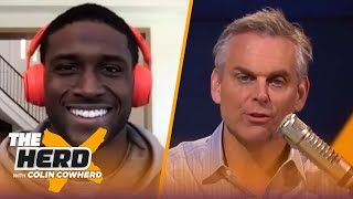Reggie Bush on being welcomed back to USC football family, Drew Brees, Heisman Trophy | THE HERD