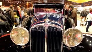Retromobile a beleza dos carros antigos, la beauté des véhicules anciens