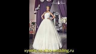 Пышное свадебное платье с кружевом 15 01