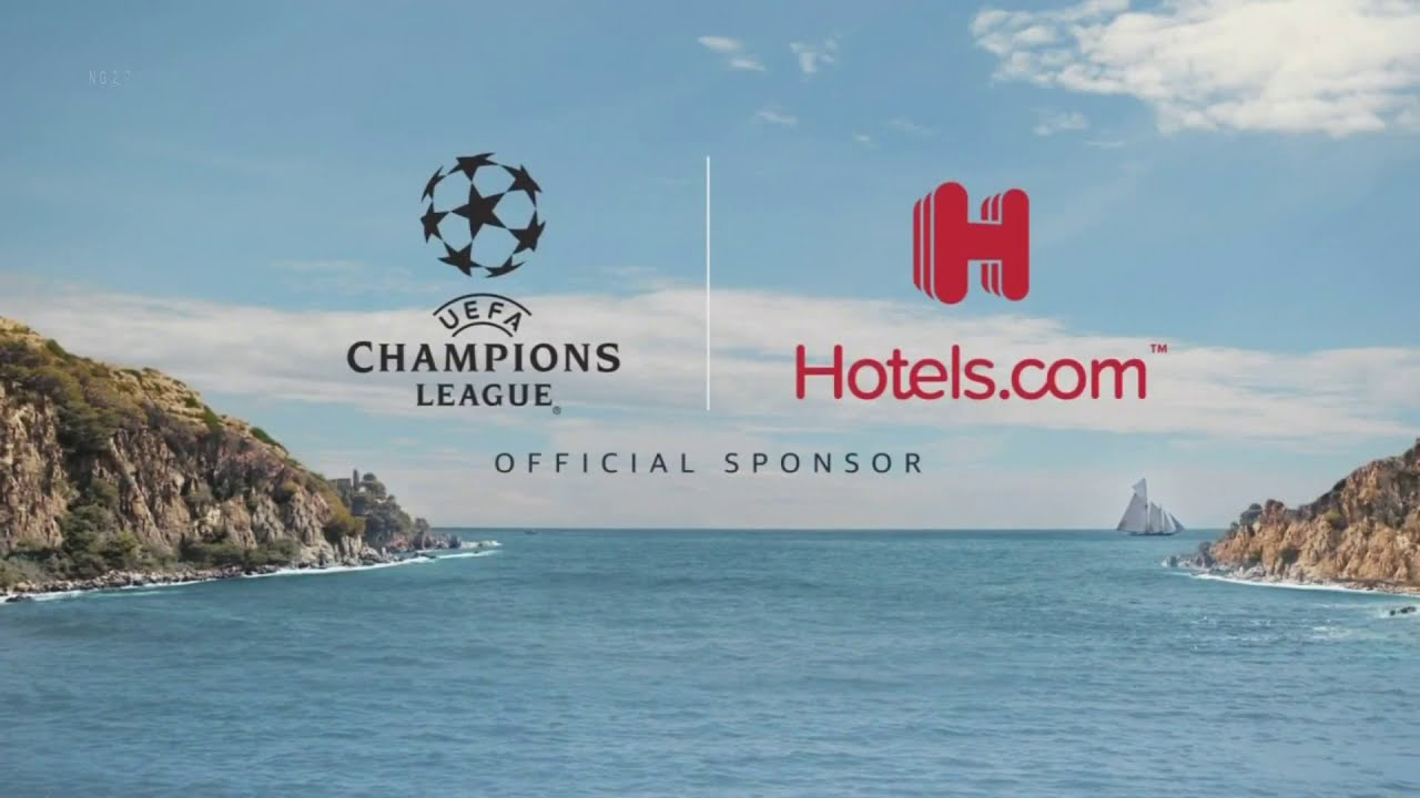 UEFA Champions League 2020 Outro - Hotels.com & Santander NO