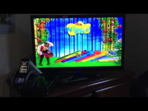 VHS Openings In The Wiggles Captain Feathersword The Friendly Pirate 2000 Video