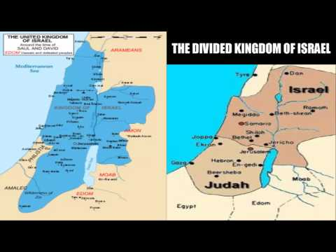 THE MONARCHY OF ISRAEL PART 14: THE NORTHERN KINGDOM ISRAEL