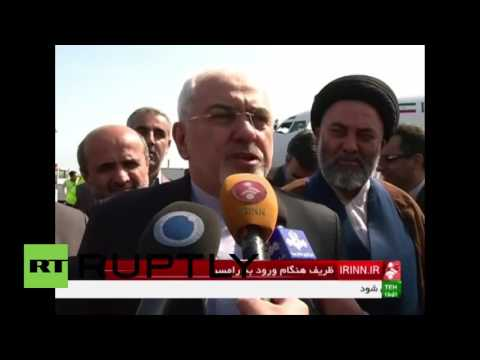 Iran: FM Zarif calls for an end to Nagorno-Karabakh conflict