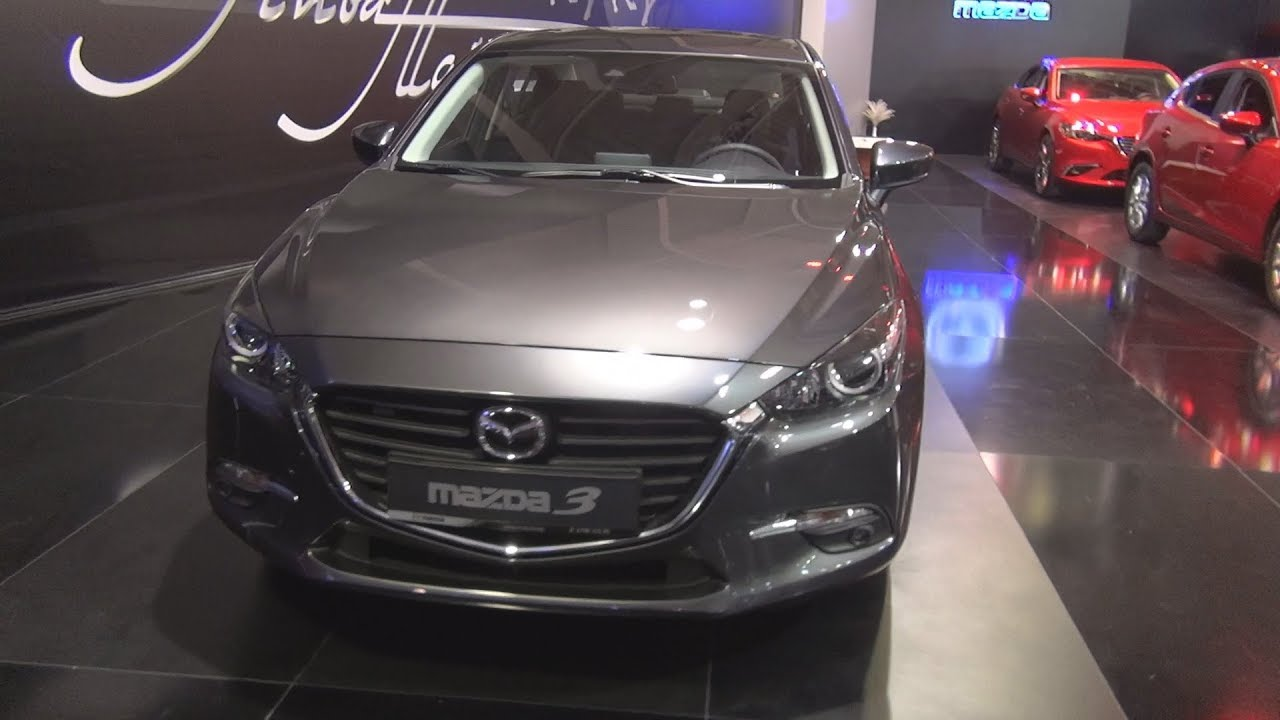 Mazda 3 2018 Exterior And Interior Youtube