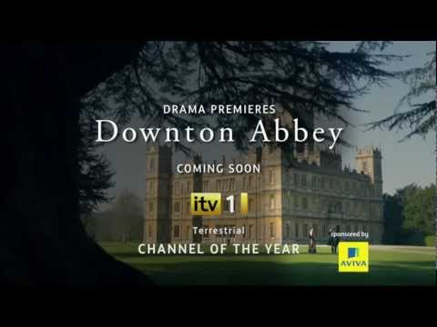 Downton Abbey Season 2 Trailer -- HD 720p