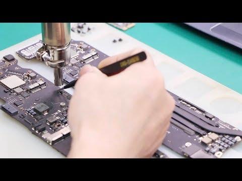 Repair Not Charging MacBook Air (13-inch, Mid 2013 & Early 2014)