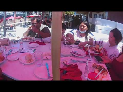 Lunch At Fish Market San Diego CA NOAH'S TRAVEL S2E55