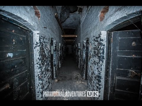 Paranormal Adventures UK.URBEX/INVESTIGATION@ ST Mary's Vagrancy Cells Part 1 EVP And Echovox