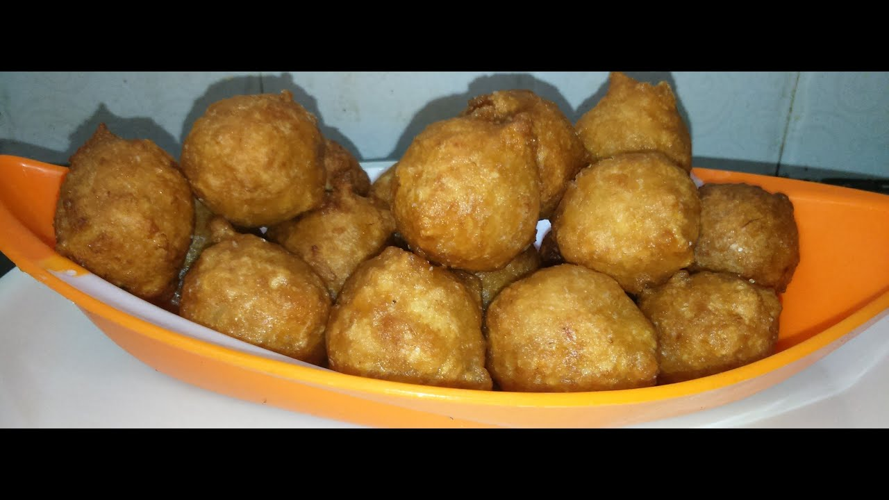 Bread Cake Recipe In Kadai: Tea Kadai Sweet Bonda