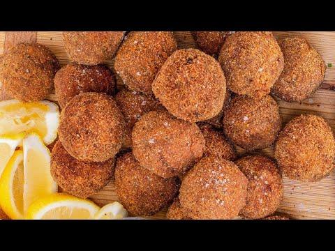 How To Make Pork Schnitzel Meatballs By Rachael