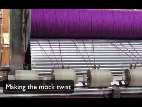 Harrisville Spinning Mill Video
