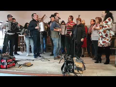 Lindo grupo  Festival de Tocadores de Concertina  Em Candemil V. N. Cerveira  28/10/2018