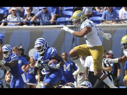Football Highlights - Memphis 44, Southern Illinois 31