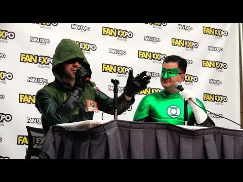 MELF Boston Comic Con Panel - How to Be a YouTube Star! Awesome Marvel DC