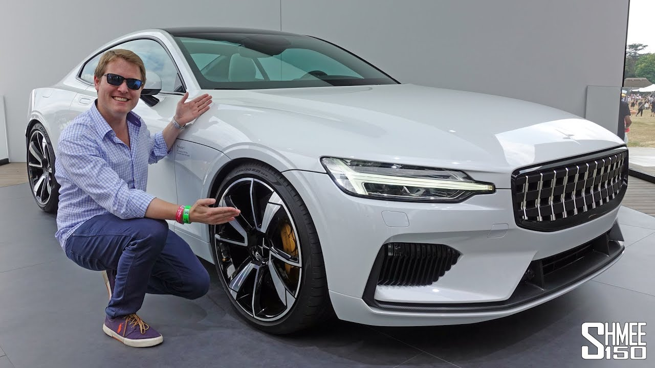 The Polestar 1 Has Cracked Future Tech! | FIRST DRIVE