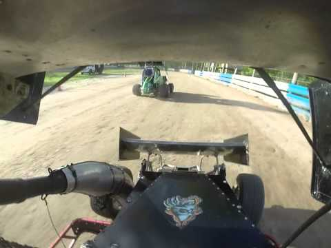 Riding With Eric (4e) Rebel Outlaws snowmobile powered micros