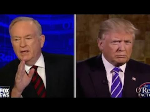 O'Reilly Tries To Help Trump Win Black Voters. It Doesn't Go Well.