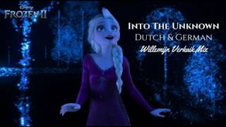Frozen 2 - Into The Unknown (Willemijn Verkaik Mix) (Dutch & German) | S+T