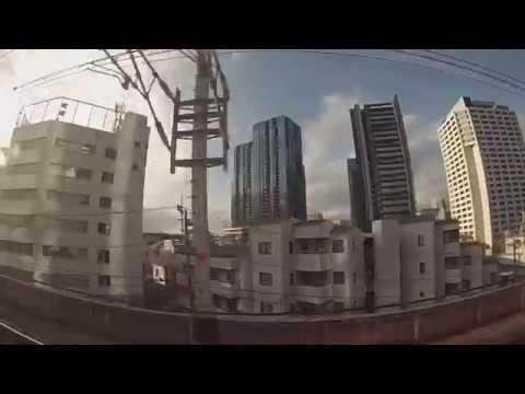 Japan Rail Tōkaidō Shinkansen - Tokyo to Osaka HD (2017)