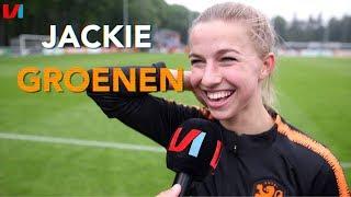 Persoonlijk met Oranje Leeuwin Jackie Groenen: 'Ideale Schoonzonen Zijn Makkelijker!'