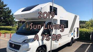 2019 Sun Living A 75 DP Quick Motorhome Tour