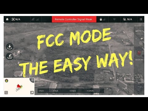 DJI Phantom 3 SE FCC mod super range   Tech4all Reviews