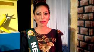 Miss Nepal - Nagma Shrestha - Missosology.org