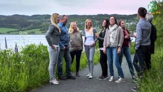 Leksvik time-lapse - Leksvik Senterparti 2015