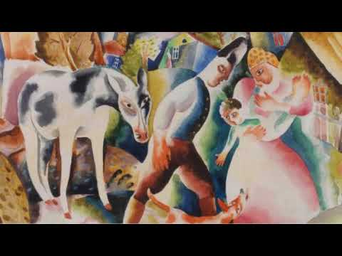 Bela Kadar 貝拉·卡達爾 (1877-1956) Expressionism Cubism Hungarians