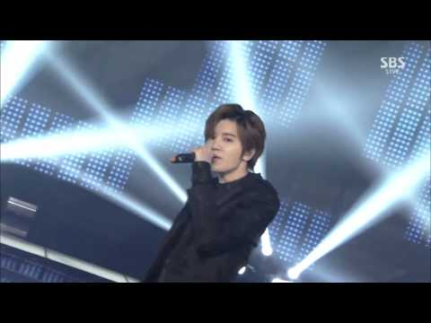 Live HD   141221 INFINITE - Last Romeo & Back (Remix Ver.) @ 2014 SBS Gayo Daejun