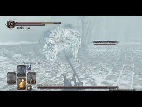黑暗靈魂2 : 原罪哲人#52 DLC(2)『白王之王冠』王寵厄娃