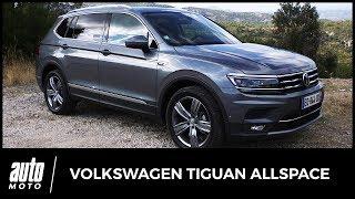2018 Volkswagen Tiguan Allspace [ESSAI] : un SUV aux prestations de monospace ?