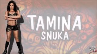 "WWE:Tamina Snuka 1st Theme Song ""60 Second Man"""
