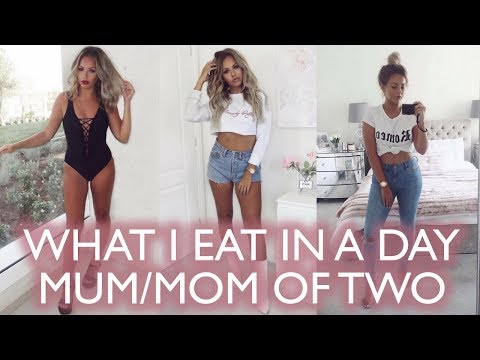 WHAT I EAT IN A DAY TO LOSE WEIGHT | Lucy Jessica Carter