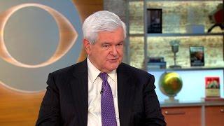 Newt Gingrich questions fairness of Mueller's investigation