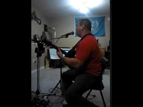 Beautiful Patio Lanterns Cover By Kevin Roach Song By Kim Mitchell
