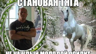 Ильдар Файзреев - Продолжает поражать своей Тягой