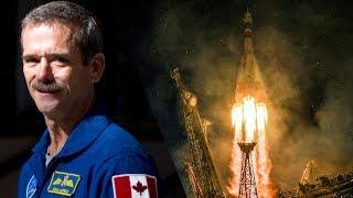 Astronaut Chris Hadfield explains the Soyuz space launch